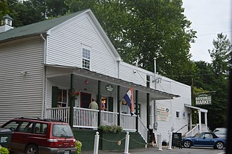 National Register of Historic Places listings in Albemarle County, Virginia - Image: Batesville general store and post office 22924