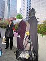 Batman cosplayers at WonderCon 2010.JPG