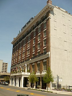 The Battle House Hotel - Wikipedia on