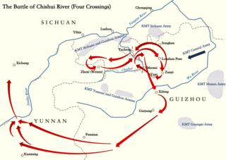 Battle of Chishui River