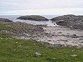 Bay at Vaul - geograph.org.uk - 1460303.jpg