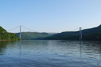 Bear Mountain Bridge - Bear Mountain Bridge in 2009