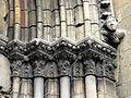 Beaumont-sur-Oise (95), église St-Laurent, portail occidental 2.jpg