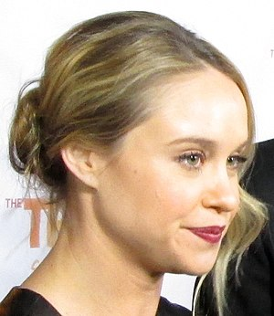 Becca Tobin - Tobin at a Trevor Project event in 2013