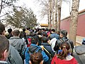 Beijing - waiting line at entrance to Tiananmen Square pic01.jpg