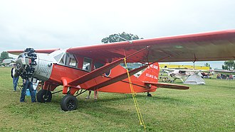 Bellanca CH-300 Pacemaker - Bellanca CH-300 Pacemaker NC688E at EAA AirVenture, Oshkosh in July 2016