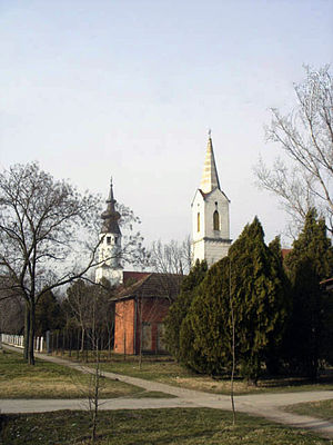 Slovaks in Serbia - The Catholic and the Evangelical Church in Belo Blato