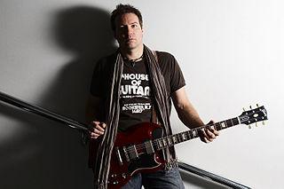 Ben Granfelt Finnish musician