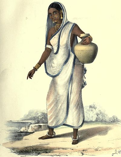 Bengali woman by Fanny Parkes.jpg