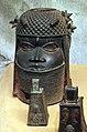 Benin, edo, altare per antenati, 03 testa.jpg