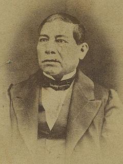 Benito Juárez 26th president of Mexico
