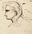 Benjamin Robert Haydon - Head Study - B1977.14.2550 - Yale Center for British Art.jpg