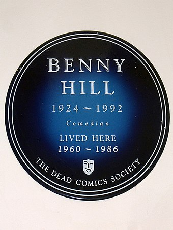Benny Hill Wikiwand