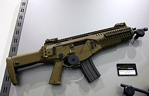 Beretta ARX-160, Interpolitex 2012.jpg