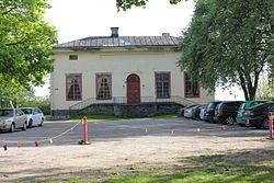 Flygfoto ver Sderfors, Sderfors socken, Tierp - Europeana