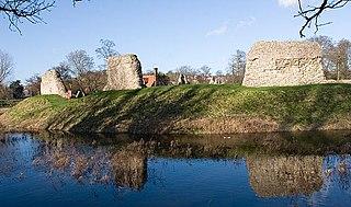 Berkhamsted Castle Norman castle in Berkhamsted, Hertfordshire