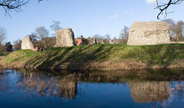 Berkhamsted Castle Jan 2007