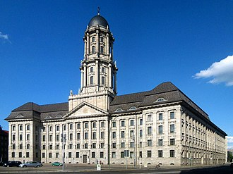Ludwig Hoffmann (architect) - Altes Stadthaus in Berlin