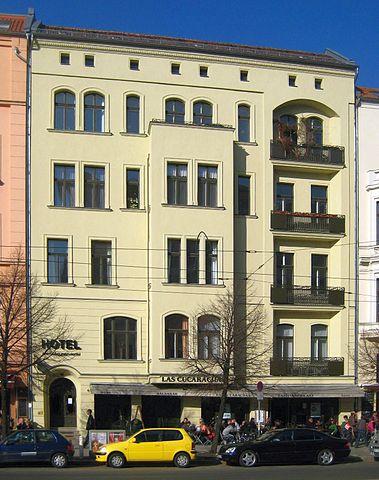 Hotel Berlin Oranienburger Stra Ef Bf Bde