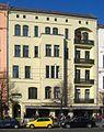 Berlin, Mitte, Oranienburger Strasse 38, Hotel am Scheunenviertel.jpg
