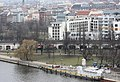 Berlin-Mitte, James-Simon-Park, shot from the dome of the Berlin Cathedral.JPG