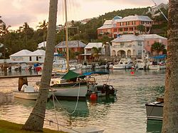 Flatts Village, Hamilton Parish, Bermuda