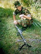 Bermuda Regiment Warrant Officer
