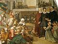 Bernardino poccetti, strage degli innocenti (dettaglio), spedale degli Innocenti, firenze, 1610.jpg