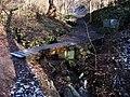 Bertino údolí, Stříbrnický potok, soutok.jpg