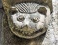 Bestiaire sculpté au-dessus du portail de l'église.(1).jpg