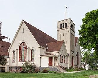 Bethel Park, Pennsylvania - Bethel Presbyterian Church, the community's namesake