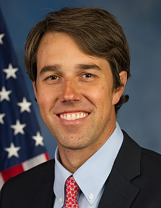 2018 United States Senate election in Texas - Image: Beto O'Rourke, Official portrait, 113th Congress (cropped 2)