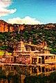 Bhootanath Temple at Badami.jpg