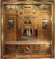 Biccherna 76, cristofano rustici (attr.), nozze di ferdinando I e cristina di lorena, 1589, 01.jpg