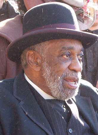 Bill Cobbs - Cobbs on the set of Get Low in 2009.