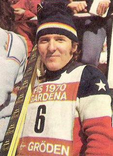 Billy Kidd American alpine ski racer
