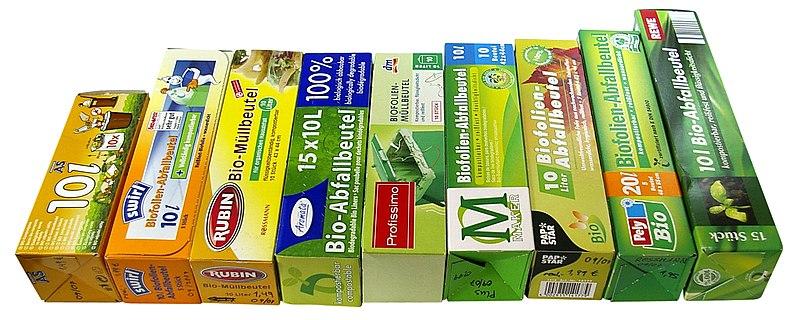 File:Bio-K Abfallbeutel Kompostbeutel CG.jpg