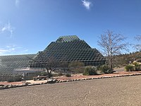 Biosphere 2 Dome, 2-25-17.jpg