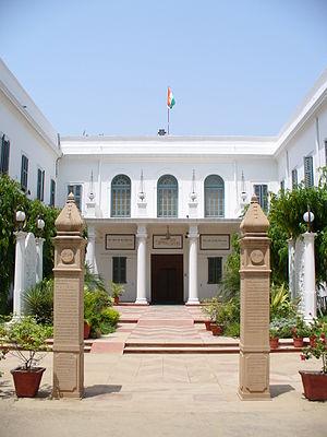 Gandhi Smriti - Gandhi Smriti (former Birla House), New Delhi, India