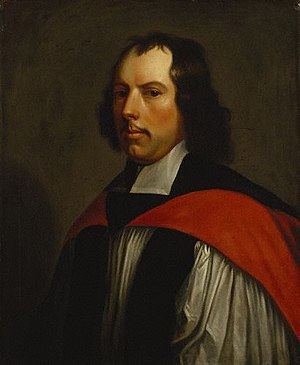 Thomas Cartwright (bishop) - Bishop Cartwright