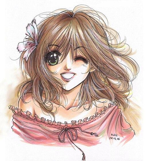 Manga Zeichnen Lernen Leicht Gemacht Artina Magazin
