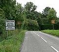 Black Lane near Walton on the Wolds - geograph.org.uk - 878197.jpg
