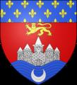 Blason ville fr BordeauxChefAncien (Gironde).png