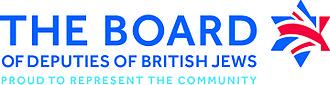 Board of Deputies of British Jews - Image: Bo D Master Logo CMYK