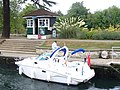 Boat in Bell Weir Lock - geograph.org.uk - 1500008.jpg