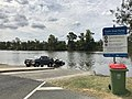 Boat ramp, Coomera River in Oxenford, Queensland.jpg