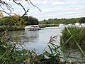 Boat travelling on the River Waveney - geograph.org.uk - 1506173.jpg