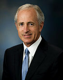 Bob Corker, official Senate photo, 09-21-07.jpg
