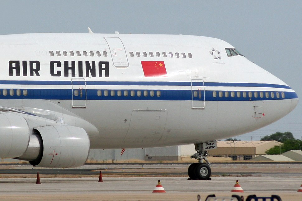 Boeing 747-4J6 Air China B-2447 (7288535966)
