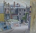 Bomb damaged buildings,, Plymouth by Jack Pickup.jpg
